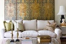 Living Room Design / by Debbie McEntire