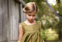 little girl style / by Breanne:: this vintage moment