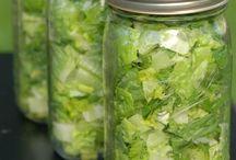 Salad and dressing recipes