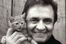 Celebrities with cats / by K. Wagner