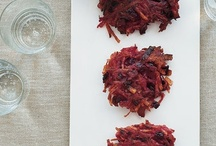 Beet recipes / Sweet and savory recipes for beets and their edible greens