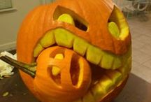 Halloween is Spooky / Halloween decorations, crafts, and food