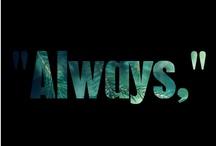 """<3 ϟ  Hogwarts Is My Home. :) / """"Things we lose have a way of coming back to us in the end. If not always in the way we expect.""""  -Luna Lovegood (Evanna Lynch)  / by Callie Gravely"""