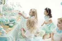Kid Parties  / Fun, festive party ideas, themes Party favours, party themed appetizer ideas Cake smashes, cake love