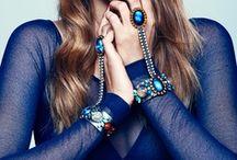 Jewels and Trinkets / by Stephanie Snowden
