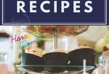 Baking / I love baking. I am happiest when I am in the kitchen baking. Food really is the way to my heart.