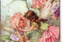Feetjieland/ Fairy tales / En as hul hierdie storietjies kan hoor, dan word hul weggetoor -  na daardie wonderlike, heerlike plek, daar ver in feetjieland.