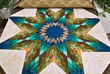 Star Quilts / by Sha Ann
