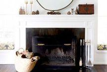 fireplace / by Laura Boruta