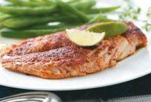 Fish and Shrimp recipes