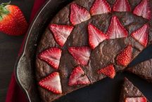 Sweets / Just to admire, because I don't really bake :)