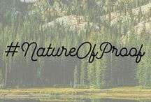 #NatureOfProof / On the 3rd of each month, we do a contest giveaway on Instagram featuring our product as well as another brand that fits with our culture. We chose this specific day of the month because Idaho was founded as a state on July 3, 1890, and we love Idaho!  The contest is simple:  1. Upload a picture of what you think the #NatureOfProof is in a nutshell. Whatever that is, is up to you.   2. Hashtag #NatureOfProof and tag @proofeyewear   We'll feature the photos you come up with on this board!