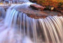 The prettiest water falls ever! / by Taj Beer