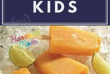 Food for Kids / I have picky eaters so I am constantly searching for recipes to try and encourage them to eat.