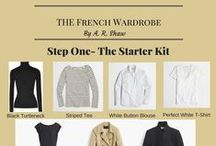 My French Wardrobe Guide / Qui