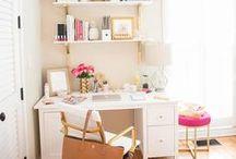 Home Office / Cantinho para estudar ou trabalhar