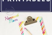 Printables / Who else loves printables? I love collecting printable for pretty much anything.