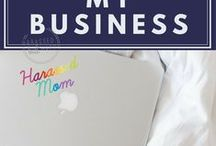 Building my business / Building a business is tough but it has been an incredible journey so far!