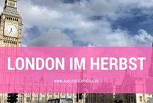 London im Herbst / Tipps für London im Herbst. Die schönsten Bilder, Aktivitäten und Ideen für London im Herbst. #London #Londontrip #Londontipps
