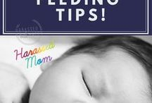 Breastfeeding Tips and Advice / Breastfeeding doesn't come naturally for many moms but with a little help and perseverance you can do it.