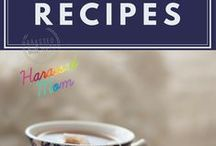 All the drinks recipes / Cool drinks, hot drinks, cocktails, festive drinks - they are all here.