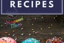 Desserts / Who doesn't like desserts! Imagine making all of the yummy recipes!!
