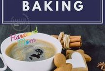 Christmas Baking / Christmas is about magic but also about food! Baking cookies, mince pies and other yummy goodies!