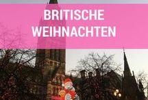 Britische Weihnachtsrezepte / A very British Christmas: Britische Rezepte für Weihnachten