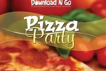 Pizza Party Unit Study