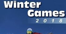 Winter Games Unit Study / Crafts, projects and resources great for accompanying our Winter Games 2018 Unit Study: http://unitstudy.com/specials/winter-games-2018-unit-study-adventure/