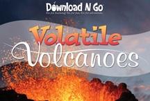 Volatile Volcanoes / by Amanda Bennett Unit Studies