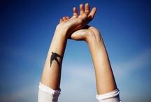 Ink'd / Pretty tattoos and piercings / by Lucy Scherschligt