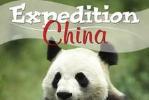 Expedition China  / by Amanda Bennett Unit Studies