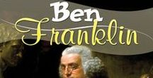 Ben Franklin / Was Ben Franklin an inventor or a founding father? And what were some of his inventions? Your child may know some facts about Benjamin Franklin, but the whole family will learn more with this unit study. Gr. K-4, 1-2 weeks to complete, lapbook included in study.