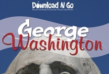 George Washington Unit Study / There's so much to discover about this favorite American soldier and President! Wouldn't it be a perfect month to let the learning sparks fly and add a little week-long celebration in honor of him to your studies? Perhaps even plan a party! Learn more here: http://www.unitstudy.com/GeorgeWashington.html / by Amanda Bennett Unit Studies