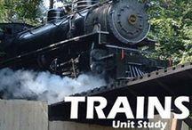 Trains Unit Study