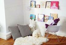 Home: Kid's Room / by Maria Waage
