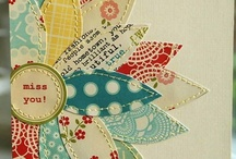 { p8per cuts } / All things cards and scrapbooks! / by NiSe78
