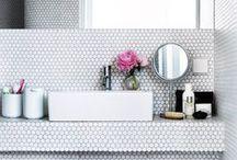 Home: Bathroom / by Maria Waage