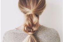 Hairstyles / by Maggie Schultz
