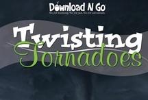 Twisting Tornadoes Unit Study / by Amanda Bennett Unit Studies