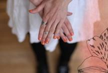 Nail Polish, Oh My! / Nail polish inspiration / by Lucy Scherschligt
