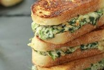 Breakfast, Lunch, Brunch and Snacks / by Jen Marten