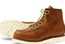 Fancy Footwear / by Tyson Rutherford