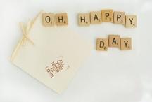 Oh Happy Day! / #ohhappyday & #happydays