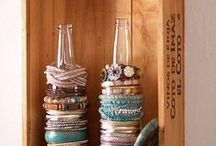 Come esporre i bijoux / Idee per conservare ed esporre i bijoux
