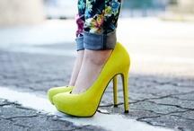 Shoe Love / by Lucy Scherschligt