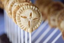 Treat Yo Self / Desserts and goodies / by Lucy Scherschligt