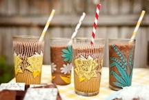 Drink Me / Yummy beverages / by Lucy Scherschligt