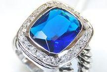Marry Rich / Wedding rings that I love / by Jen Marten